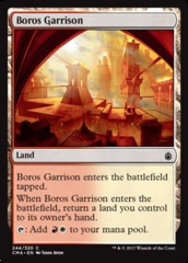 Boros Garrison on Channel Fireball