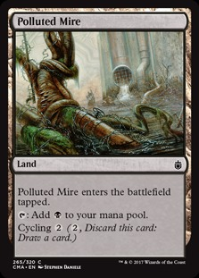 Polluted Mire