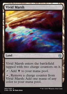 Vivid Marsh