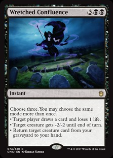 Wretched Confluence