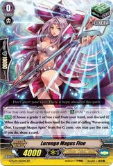 Lozenge Magus Fine - G-FC04/050EN - RR