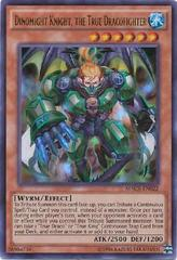 Dinomight Knight, the True Dracofighter - MACR-EN022 - Ultra Rare - Unlimited Edition
