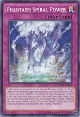 Phantasm Spiral Power - MACR-EN073 - Common - Unlimited Edition
