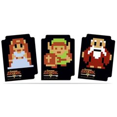 Ultra Pro - The Legend Of Zelda: 8-Bit Card Dividers (85224)