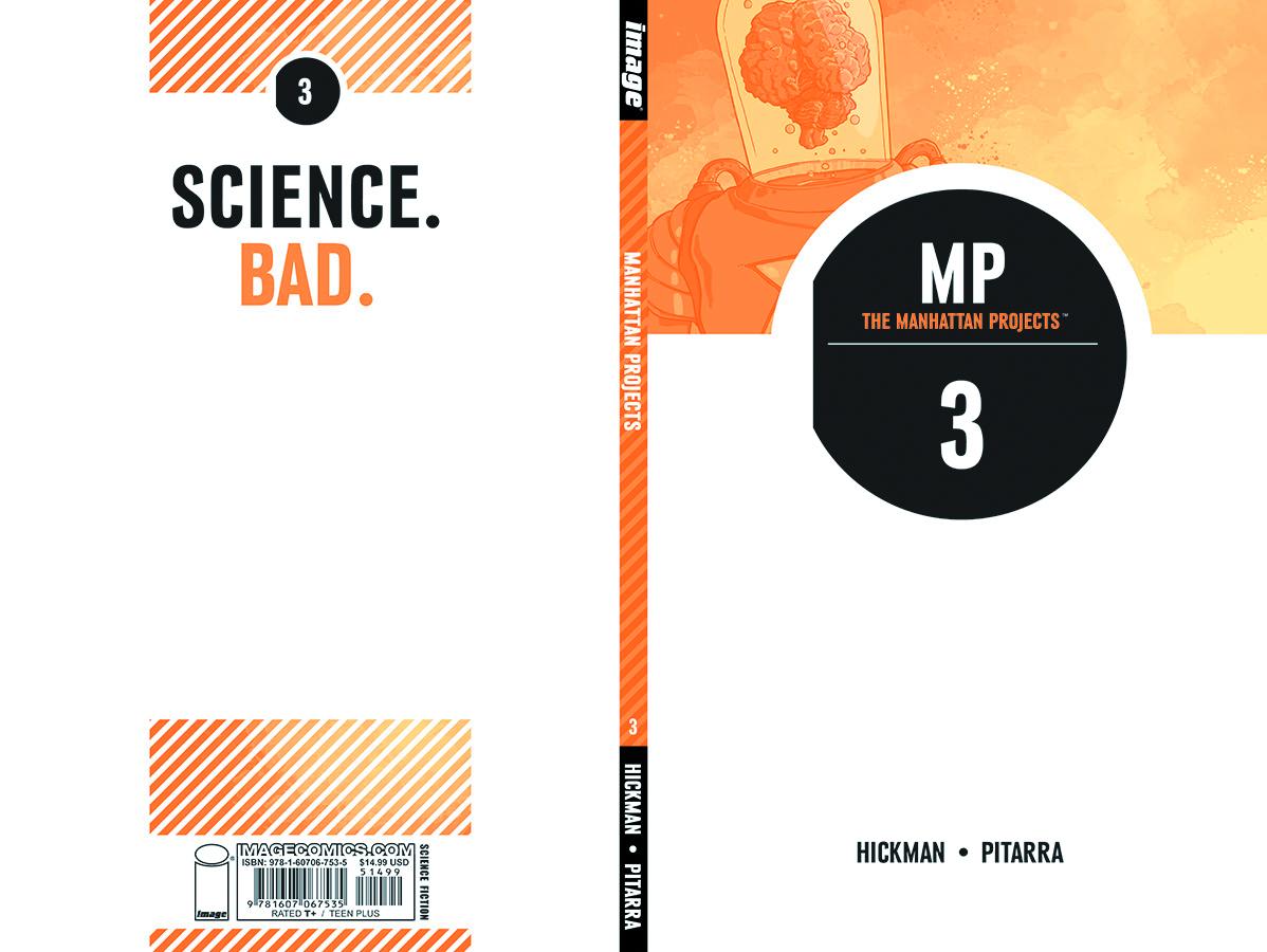 Manhattan Projects Tp Vol 03 (STK614860)