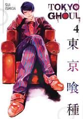 Tokyo Ghoul Gn Vol 04  (JUN172124)