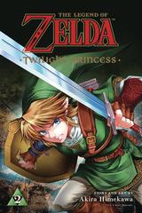 Legend Of Zelda Twilight Princess Graphic Novel Vol 02