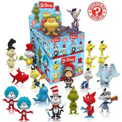 Mystery Minis: Dr. Seuss Series 1 Blind Box