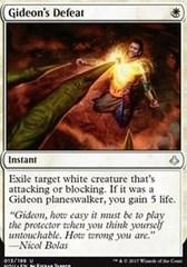 Gideon's Defeat - Foil