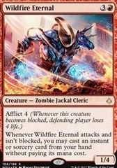 Wildfire Eternal - Foil