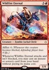 Wildfire Eternal - Foil