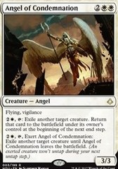 Angel of Condemnation on Channel Fireball