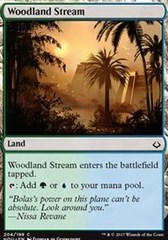 Woodland Stream (Hour of Devastation) - Planeswalker Deck Exclusive