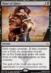 Hour of Glory - Foil