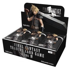Final Fantasy TCG Opus IV Collection Booster Box on Channel Fireball