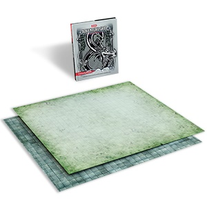 D&D Adventure Grid Mat