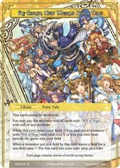 Book of Light // Re-Earth, New World Fairy Tale - ENW-004 - R
