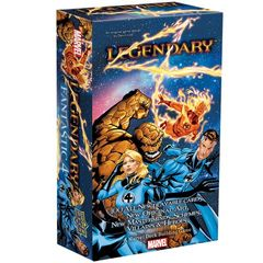 Marvel Legendary Deck Building Game: Fantastic Four (Expansion 2)