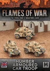 BBX34: Humber Armoured Car Troop