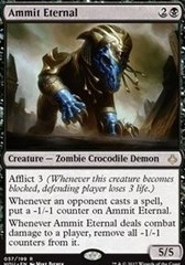 Ammit Eternal on Channel Fireball