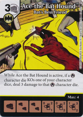 Ace the Bat Hound - Bat's Best Friend (Die and Card Combo)