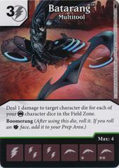 Batarang - Multitool (Die and Card Combo)