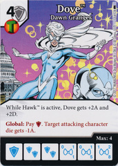 Dove - Dawn Granger (Die and Card Combo)