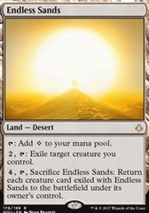 Endless Sands - Foil (HOU)