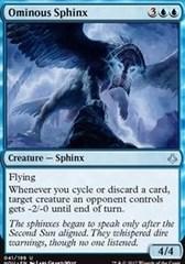 Ominous Sphinx - Foil