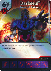Darkseid - Force of Entropy (Die and Card Combo) - Foil