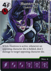 Huntress - Family Ties (Die and Card Combo) - Foil