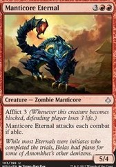 Manticore Eternal - Foil