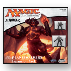 Magic: The Gathering: Arena Of The Planeswalkers - Battle For Zendikar Boardgame