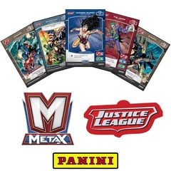 Meta X Justice League (2017) - Boosters