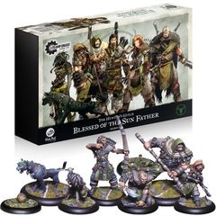 Guild Ball: Hunter's Guild - Blessed Of The Sun Father