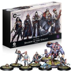 Guild Ball: Union's Guild - Shadow Of The Tyrant