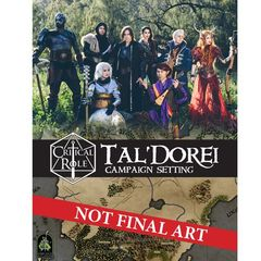 Critical Role: Tal'Dorei Campaign Setting - Fifth Edition Rules (5E)