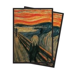 Fine Art Sleeves - The Scream (65)