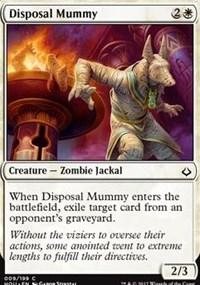 Disposal Mummy - Foil