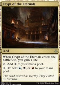 Crypt of the Eternals