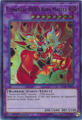 Elemental HERO Nova Master - BLLR-EN056 - Ultra Rare - 1st Edition on Channel Fireball