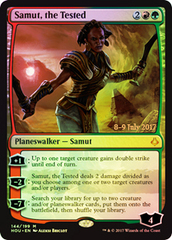 Samut, the Tested - Foil - Prerelease Promo