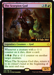 The Scorpion God - Foil - Prerelease Promo