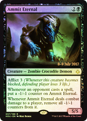 Ammit Eternal - Foil - Prerelease Promo on Channel Fireball