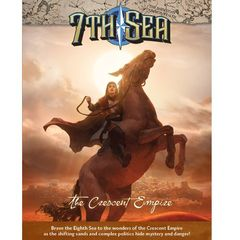7Th Sea: Second Edition - Nations Of Theah Vol 2