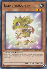 Babycerasaurus - SR04-EN013 - Common - Unlimited Edition