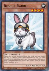 Rescue Rabbit - SR04-EN020 - Common - Unlimited Edition