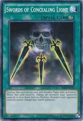 Swords of Concealing Light - SR04-EN026 - Common - Unlimited Edition