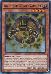 Ancient Gear Gadget - SR03-EN000 - Ultra Rare - Unlimited Edition on Channel Fireball