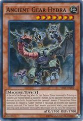Ancient Gear Hydra - SR03-EN002 - Super Rare - Unlimited Edition on Channel Fireball